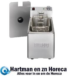 FC255 -Buffalo enkele friteuse 3 Liter - 2000 Watt
