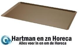 HHK340 - Bourgeat aluminium bakplaat met anti-aanbaklaag