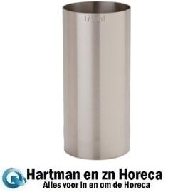 D962 - RVS barmaatje 175 ml