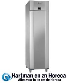 960600011 - Gram ECO EURO koelkast - euronorm - ECO EURO K 60 CCG L2 4N - enkeldeurs - RVS