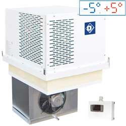 SP75-PED -  KOELMOTOR VOOR IN HET PLAFOND VAN KOELCEL Temperatuur : -5° +5°