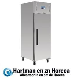 GL180 - 1-deurs koelkast met euronorm opslag 850 liter POLAR