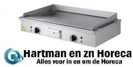 "TYE-90/T - Teppanyaki"" elektrische plaat, 3 zones (3x 2,7 kW), tafelmodel mm (BxDxH) : 900x500xh125 DIAMOND"