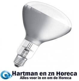 710206 - Warmhoudlamp Wit - 250 Watt