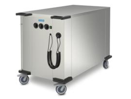 0162231 - Voedseltransportwagen SPTW-3 alleen warmkasten