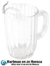 D838 - Kristallon polycarbonaat schenkkan 1.8 liter