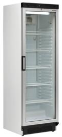 435103809 - Bedrijfskoelkast horeca met circulatiekoeling, bedrijfsklaar met glazen deur NORDCAP KU380G