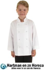 B124 - Whites koksbuis voor kinderen S  ( 5 tot 7 Jaar )