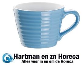 DH636 -Olympia Café mokken blauw 23cl