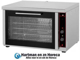 680015 - Heteluchtoven 100° tot 300°C CaterChef