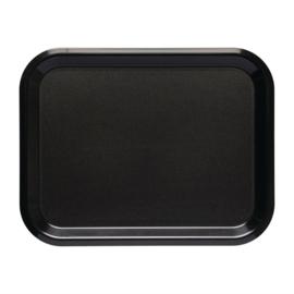DR875 -Roltex Nordic dienblad zwart 43x33cm