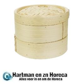 K303 - Vogue bamboe stomer 20 cm