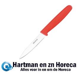 C542 - Hygiplas officemesje 7,5cm rood