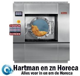 "DLW40-TS/D - Industriele wasmachine met super centrifugering, 40 kg ""R.V.S."" DIAMOND"