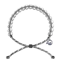 4Ocean Manatee bracelet - grey