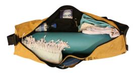 Yoga bag Ragbag - Green tea leaf