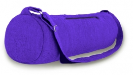 BlooM yoga bag wool - purple