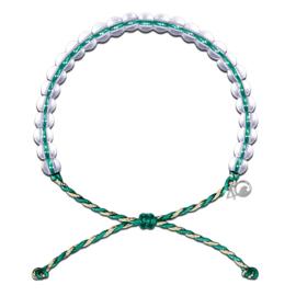 4Ocean armband groen-geel