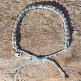 4Ocean armband Beluga walvis