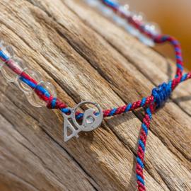 4Ocean bracelot Sea horse