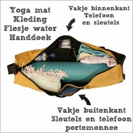 BlooM Ragbag yoga bag - STT
