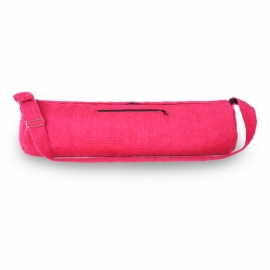 BlooM yoga bag wool - pink