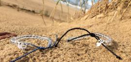 4Ocean bracelet black shark
