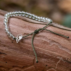 4Ocean bracelet - leatherback turtle