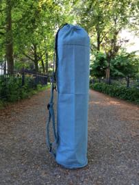 Yogatas - Klassiek biologisch katoen - blaue