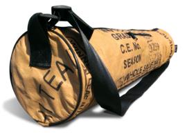 BlooM Ragbag yoga bag - Black print