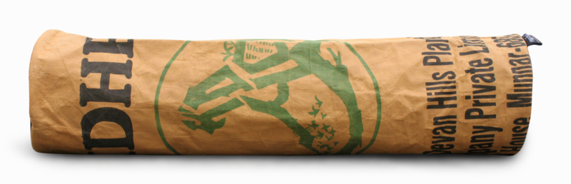 BlooM Ragbag yoga bag - green hills