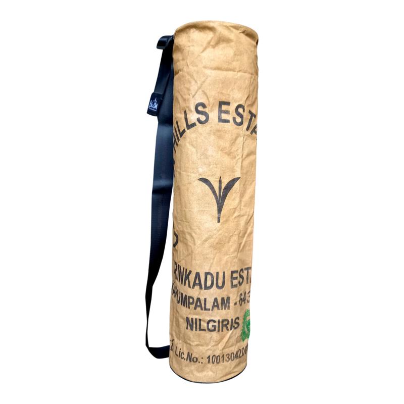 Yoga bag XL - Black tea leaf