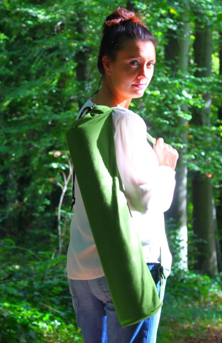 yoga bag organic cotton