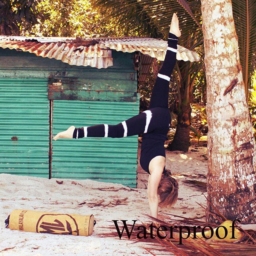 yoga bag waterproof