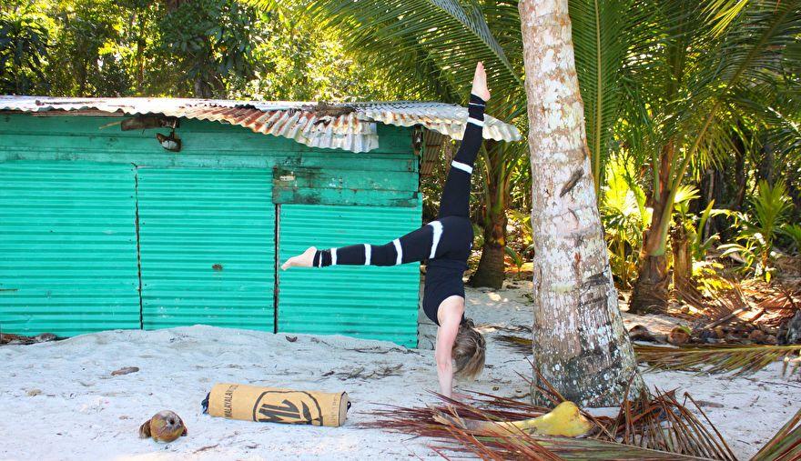 Yoga tas waterdicht