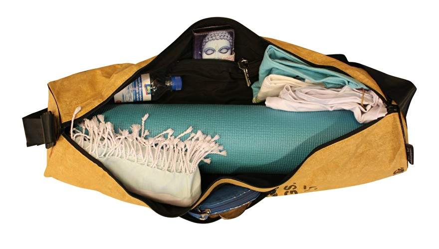 eco friendly yoga bag