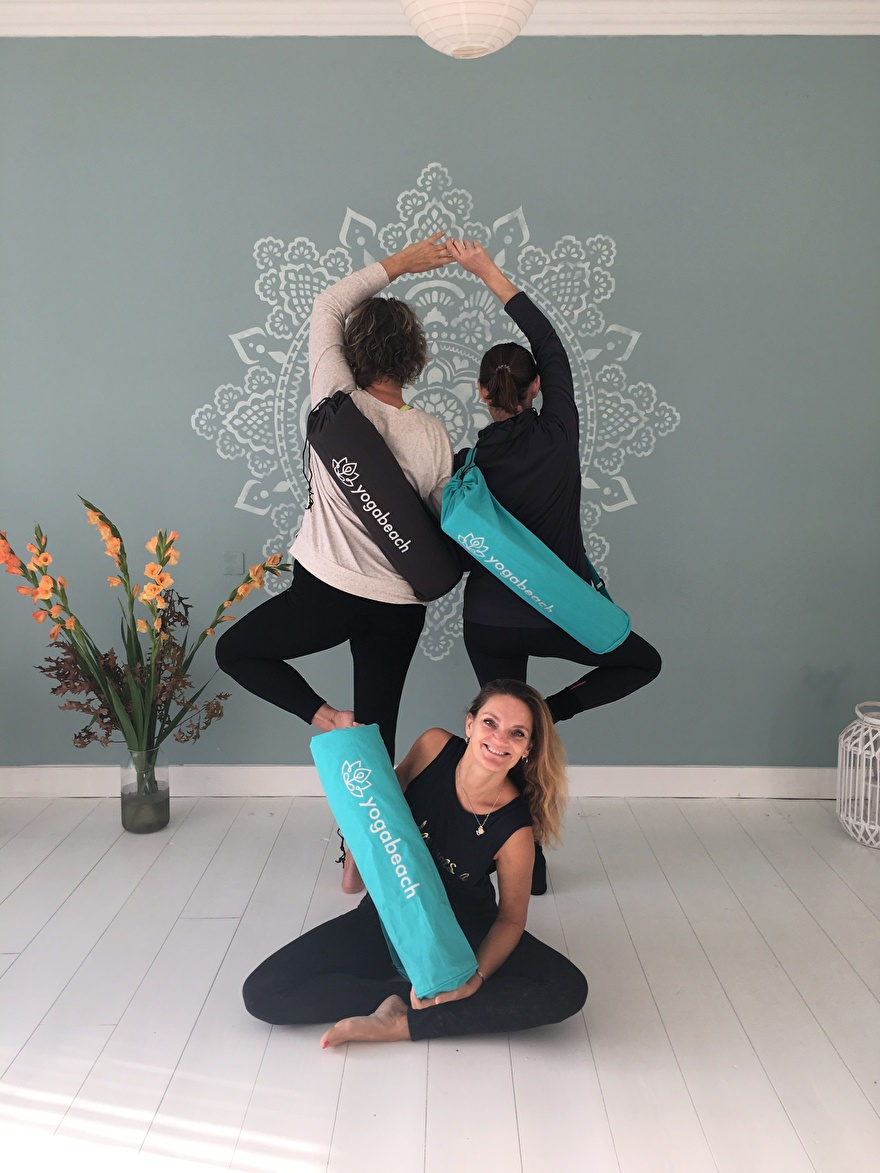 yoga bags with your logo