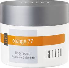 Body Scrub 77 orange