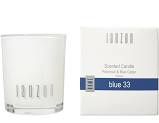 Scented Candle 33 blue