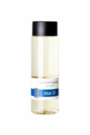 Navulling 33 blue