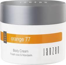 Body Cream 77 orange