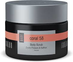 Body Scrub 58 coral
