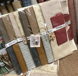 Stofpakketje wool & needles flanel