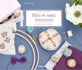 Boek Mini et Maxi Biscornus