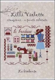 Borduurpatroontje La Brodeuses