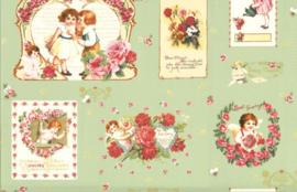 Lecien Victorian Rose