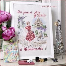 LBP - Un jour à Paris à Montmartre