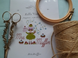 Lilli Violette Mrs. Muffin
