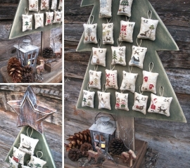 The Little Stitcher Fairytale Advent Calendar