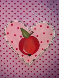 Acufactum Hart met rode appel